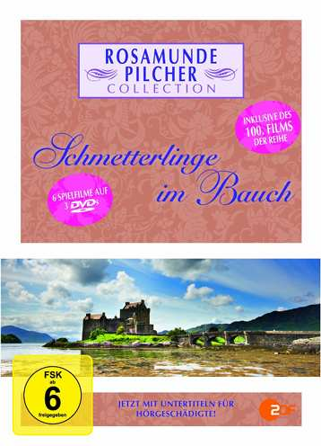 Rosamunde Pilcher Collection XII – Schmetterlinge im Bauch